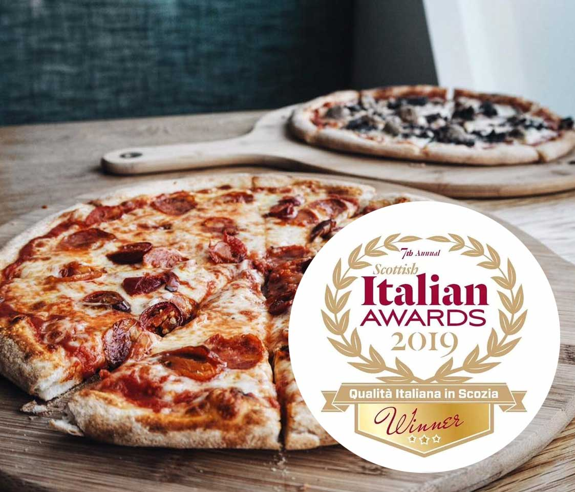 Pizza Greenock Pizza Takeaway Toninos Pizzeria